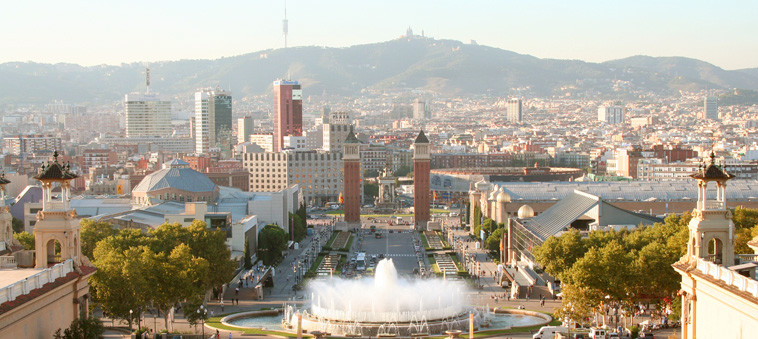 A practical guide to barcelona expo hotel barcelona for Expo barcelona