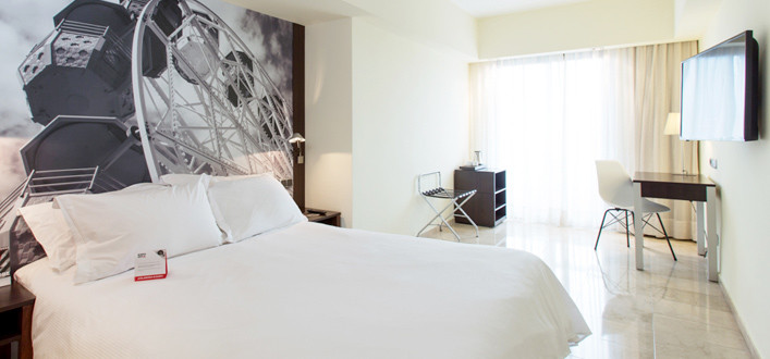 Rooms: Barcelona 4-star Hotel Sants Station